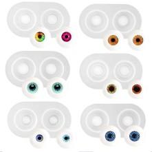 Göz Epoksi Silikon Kalıbı - Büyük - 920a