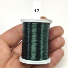 Koyu Yeşil Filografi Teli  30 No - 17