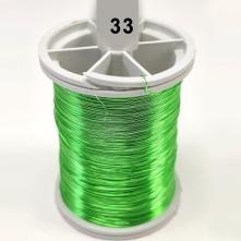 Çimen Yeşili Filografi Teli 30 No - 33