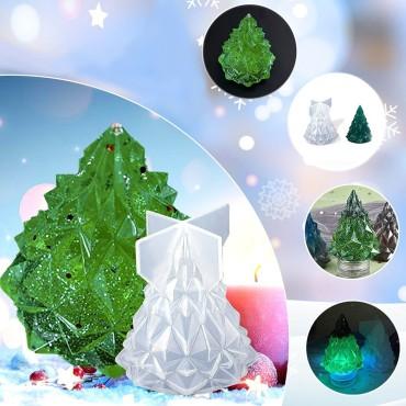 Kristal Taş Reçine Epoksi Kalıp 6 x 4 cm - 84
