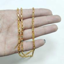 Sıralı Zincir Altın - Kod : 170