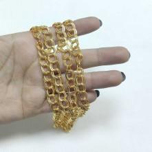 Sıralı Zincir Altın - Kod : 605