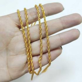 Sıralı Zincir Altın - Kod : 410