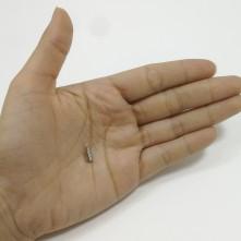 Timsah Kapama Gümüş