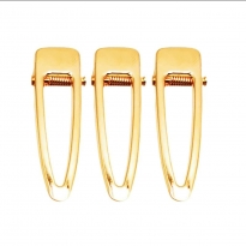 Gold Saç Tokası - 10 Lu Set