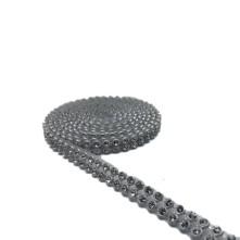 Ütü İle Yapışan Savaroski Taşlar - Gümüş