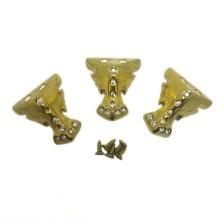 Tesbih Kutu Ayakları Gold