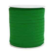 1250 Metre - 12 mm Yeşil Yassı Lastik