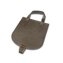 Çanta Kapağı -  Parlak Gri