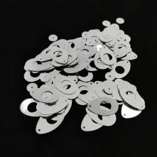 Gümüş Plastik Pul