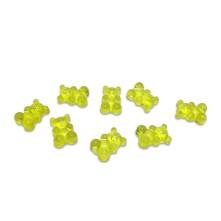 Haribo Ayıcık Akrilik Boncuk- Fosfor Sarısı