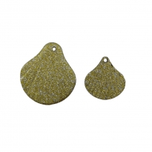 Simli Pullar - 500 Gr  1000 KG - Gold