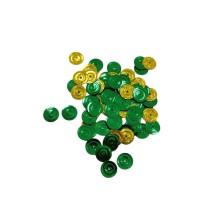 Simli Oyalık Pullar - 1 KG  - Renk seçmeli - Model 93