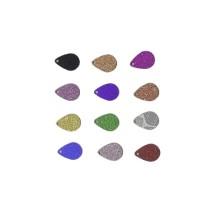 Simli Oyalık Pullar - 50 Gr - 100 Gr- Renk seçmeli