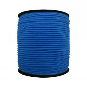 3 mm Mavi Yuvarlak Lastik - 100 Metre