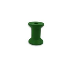 Mini Boy Renkli Ahşap Makara Yeşil