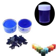 Toz Mum Boyası - Mavi 10Gr