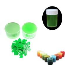 Toz Mum Boyası - Yeşil 10Gr