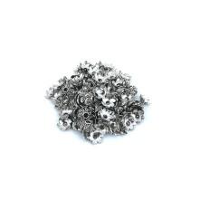 Tesbih İmamesi Gümüş Ara Aparat - Toptan