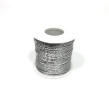 Yerli Paraşüt İpi 0.8 mm - Gümüş