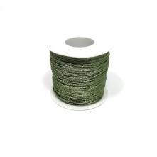 Yerli Paraşüt İpi 0.8 mm - Antik yeşil