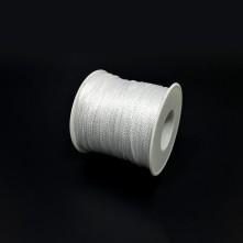 Yerli Paraşüt İpi 0.8 mm - Beyaz