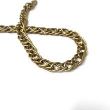 Rulo Zincirler -  Mat Antik Gold