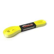 Saten Kurdele - 1cm Kenarlı Sarı