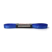 Saten Kurdele - 1cm Kenarlı Kobalt Mavisi 25 Adet
