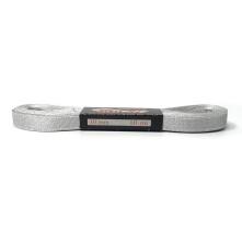 Saten Kurdele - 1cm Kenarlı Gümüş Grisi 25 Adet