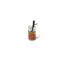 Mini Kokteyl Bardağı - Kolye Ucu  - 1 Adet