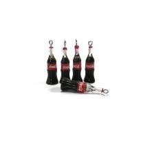 CocaCola Cam Şişe - kolye ucu - 1 adet