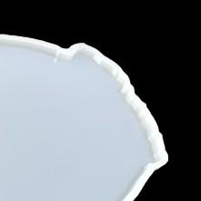 20 ADET Dalgalı Tepsi - Reçine Epoksi Kalıp - T6