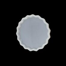 20 Adet Küçük Güneş  Bardak Altı - Reçine Epoksi Kalıp - 12 cm - B15