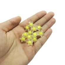 Jelibon Boncuk -  Buzlu Yıldız - 500 gram