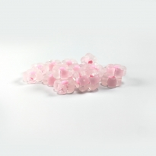 25 gram - Buzlu Papatya  -  Jelibon Boncuk