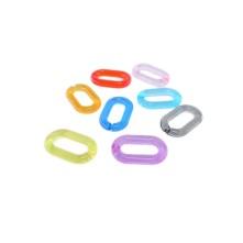 Plastik Akrilik Zincir - 1 adet