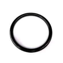Çanta Sapı Epoksi Görünümlü Akrilik - 12cm Siyah