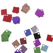 Simli Oyalık Pullar - 50 Gr - 100 Gr- Renk seçmeli - Model 110