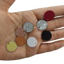 Simli Oyalık Pullar - 1 KG  - Renk seçmeli - Model 64