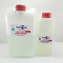 10 L - Kristal Epoksi Reçine Sıvı Cam Maddesi