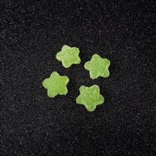 Jelibon Yıldız Boncuk - 1adet - Yeşil