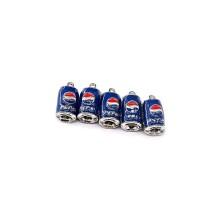 Pepsi Şişesi - Reçine Epoksi Metal Kolye Uçları
