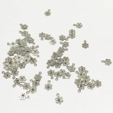 Metal Pirinç Pul - M253  - 7x10 mm  50gr