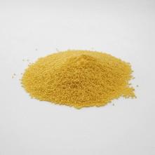 Kum Havyar Boncuk - 25 gr - Açık Sarı