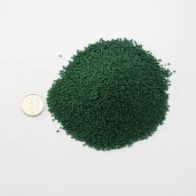 Kum Havyar Boncuk - 25 gr - Antik Yeşil